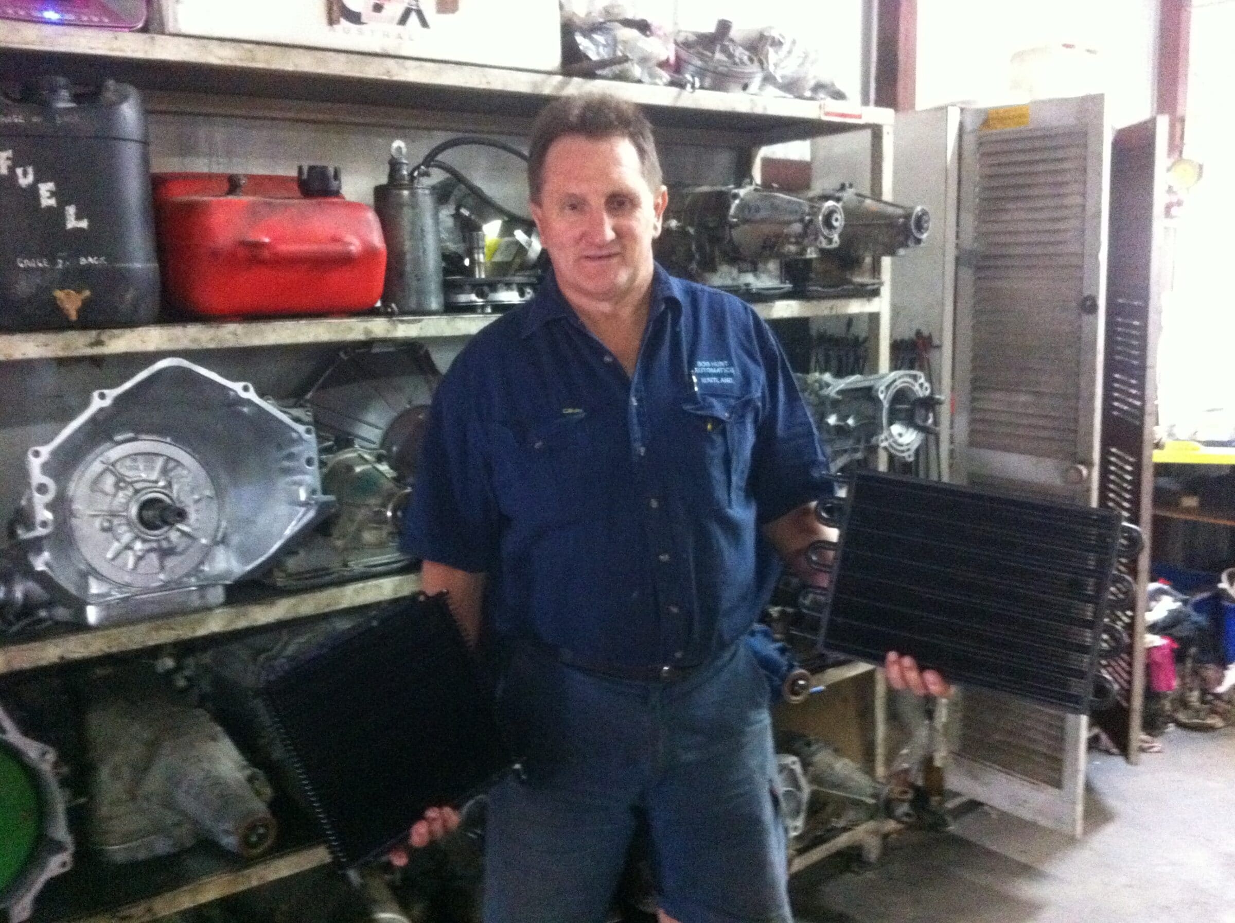 OIL COOLERS -